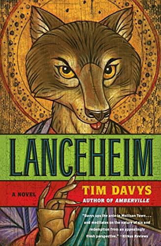 9780061797446: Lanceheim: A Novel (Mollisan Town)
