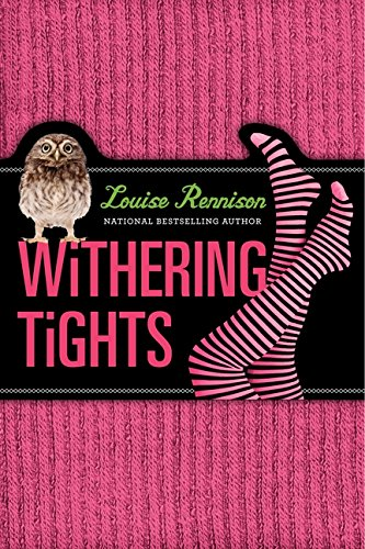 9780061799334: Withering Tights (Misadventures of Tallulah Casey)