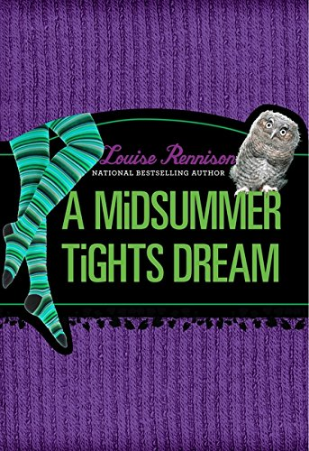 9780061799365: A Midsummer Tights Dream (Misadventures of Tallulah Casey)