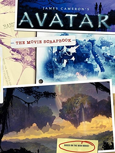9780061801242: James Cameron's Avatar: The Movie Scrapbook