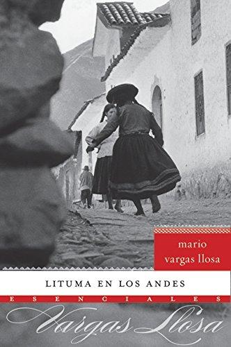 9780061803093: Lituma en los Andes (Esenciales)