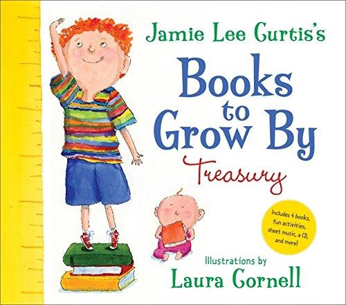9780061803642: Jamie Lee Curtis's Books to Grow By Treasury