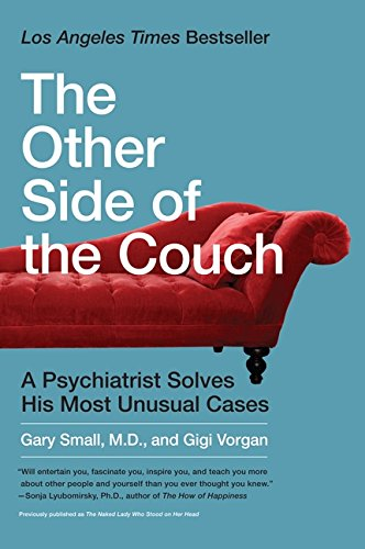 9780061803840: The Other Side of the Couch: A Psychiatrist Solves His Most Unusual Cases