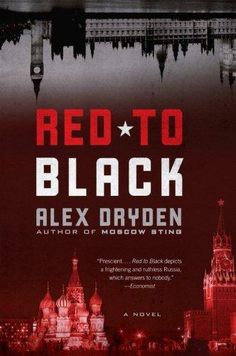 9780061803901: Red to Black: A Novel (Anna Rensikov)