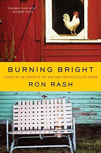 9780061804113: Burning Bright: Stories