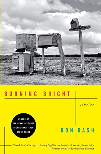 9780061804120: Burning Bright: Stories