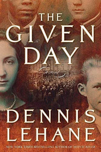 9780061804304: The Given Day