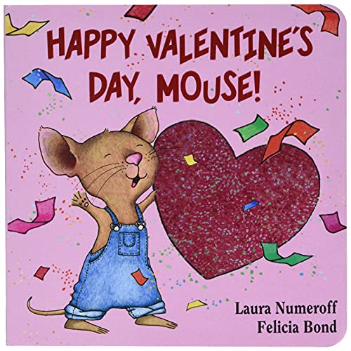 9780061804328: Happy Valentine's Day, Mouse! (If You Give...)