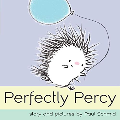 9780061804366: Perfectly Percy (Schmid, Paul)