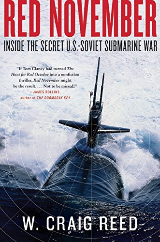 9780061806766: Red November: Inside the Secret U.S.-Soviet Submarine War