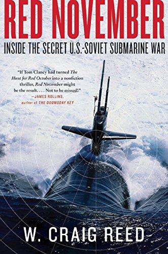 9780061806766: Red November: Inside the Secret U.S.-Soviet Submarine War