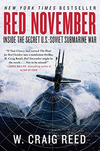 9780061806773: Red November: Inside the Secret U.S.-Soviet Submarine War