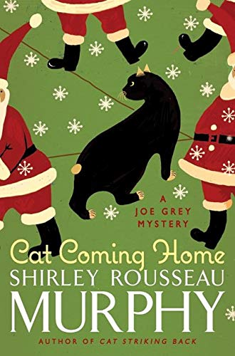 9780061806933: Cat Coming Home: A Joe Grey Mystery (Joe Grey Mystery Series)