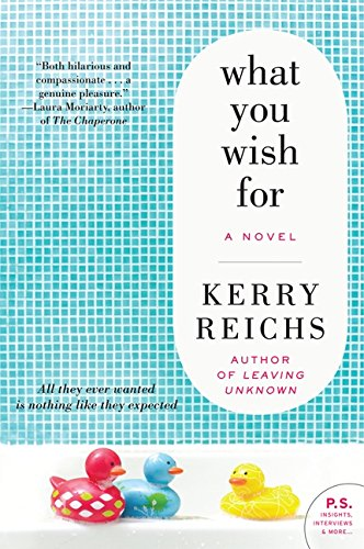 9780061808142: What You Wish For: A Novel