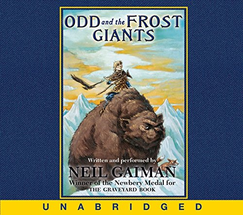 9780061808319: Odd and the Frost Giants
