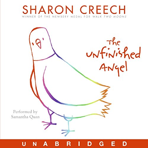 9780061808418: The Unfinished Angel CD