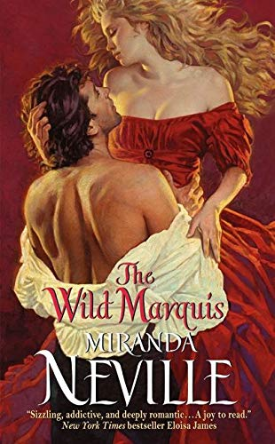 9780061808708: The Wild Marquis (The Burgundy Club)