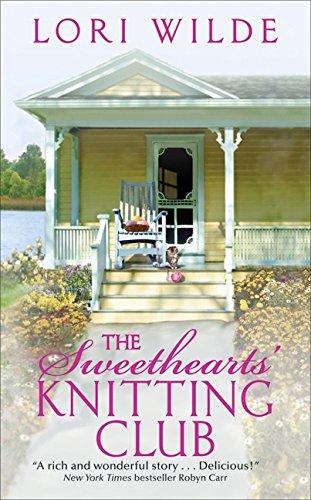 9780061808890: The Sweethearts' Knitting Club (Avon Romance)