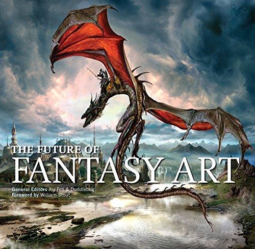 The Future of Fantasy Art: Aly Fell