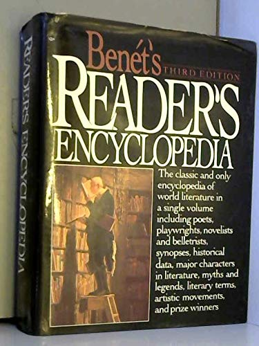 9780061810886: Benet's Reader's Encyclopedia