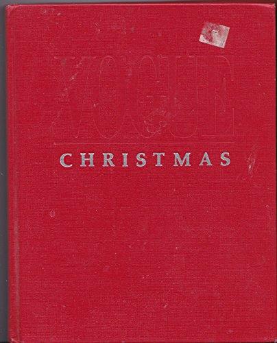 9780061811265: Vogue Christmas