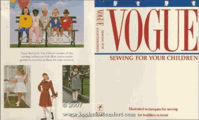 9780061811326: Vogue Sewing for Your Children