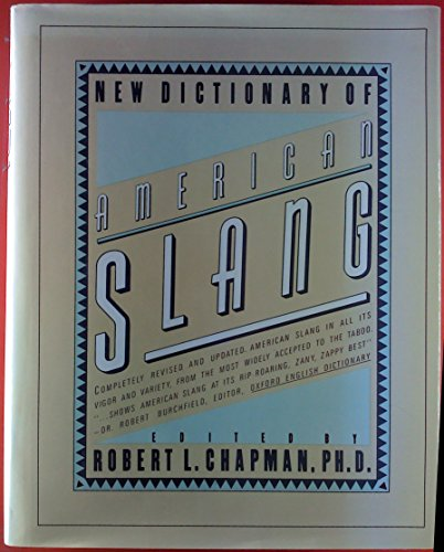 9780061811579: New Dictionary of American Slang