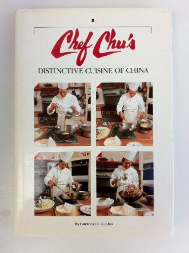 9780061811586: Chef Chu's Distinctive Cuisine of China