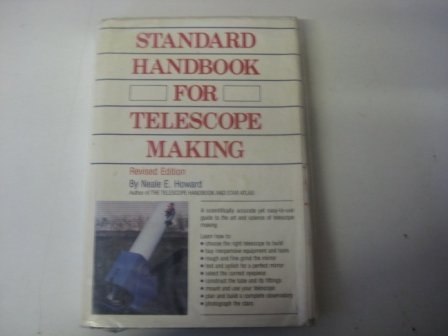 9780061813948: Standard Handbook for Telescope Making