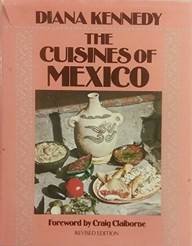 9780061814815: Cuisines of Mexico