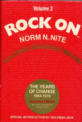 9780061816437: Rock On Volume 2: The Years of Change 1964-1978