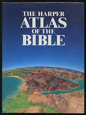 9780061818837: The Harper Atlas of the Bible