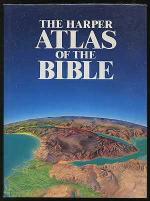 Harper (The) Atlas of the Bible: Pritchard, James B. (edited by).