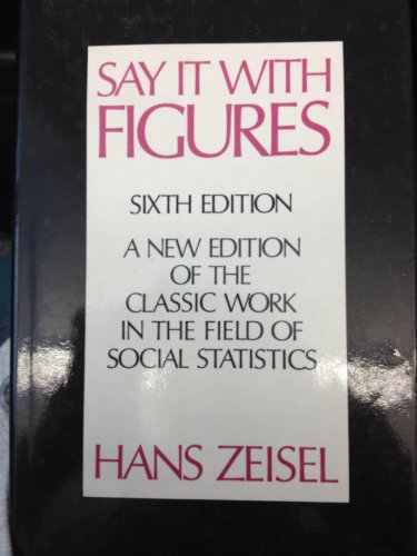 9780061819827: Say it with Figures