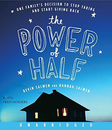 9780061824968: The Power of Half CD