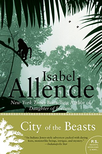 9780061825118: City of the Beasts (P.S.)