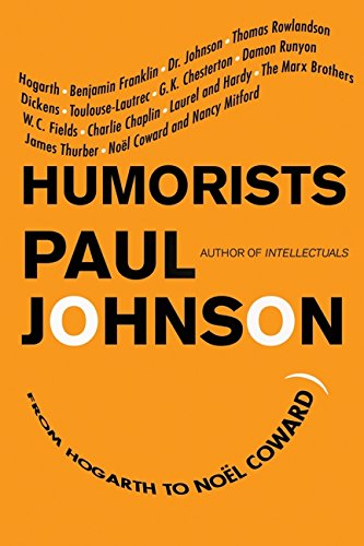 9780061825910: Humorists: From Hogarth to Noel Coward