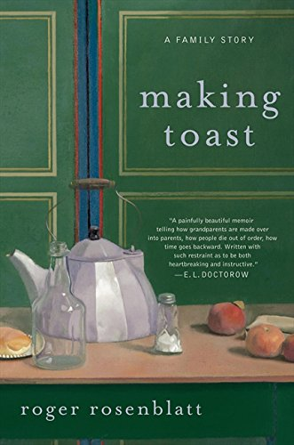 9780061825934: Making Toast: A Family Story