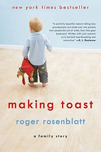 9780061825958: Making Toast: A Family Story