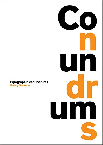 9780061826597: Conundrums: Typographic Conundrums