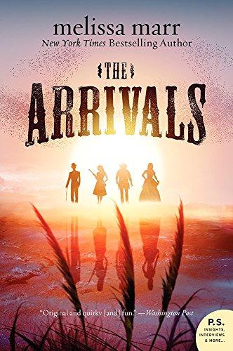 9780061826979: The Arrivals: A Novel (P.S.)