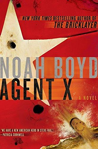 9780061826986: Agent X
