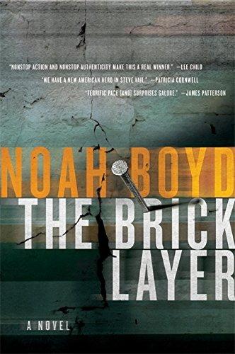 9780061827013: The Bricklayer: A Novel