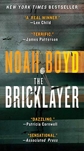 9780061827020: The Bricklayer (Steve Vail Novels)
