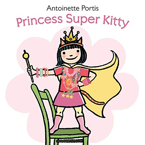 9780061827259: Princess Super Kitty