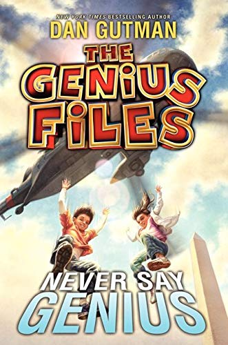 9780061827679: The Genius Files #2: Never Say Genius