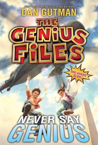 9780061827693: The Genius Files #2: Never Say Genius