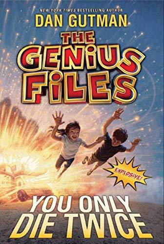 The Genius Files #3: You Only Die Twice: Gutman, Dan