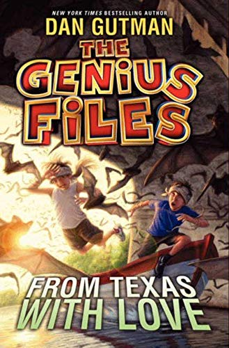 9780061827730: From Texas with Love (Genius Files)