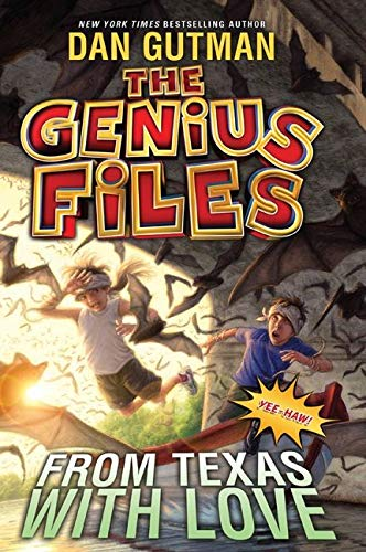 9780061827754: The Genius Files #4: From Texas with Love